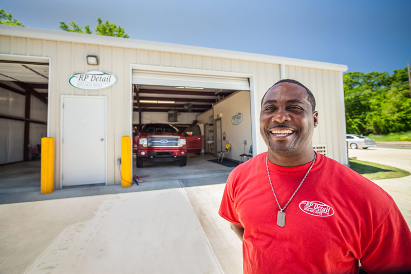 Loan Recipient RP Detail Small Business in Arkansas