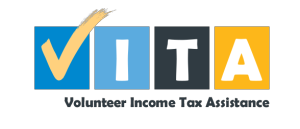 Volunteer Income Tax Assistance logo