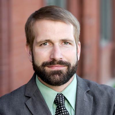 Dominik Mjartan CEO of Southern Bancorp Community Partners