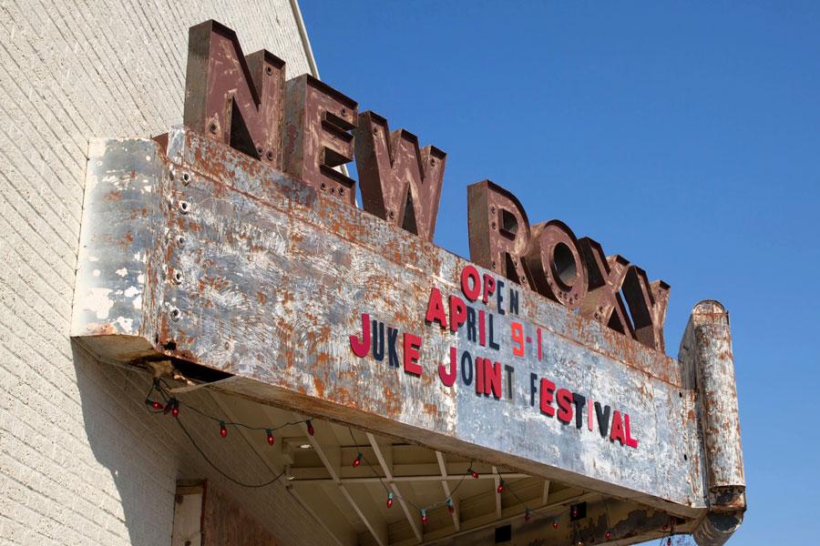 New Roxy Theater