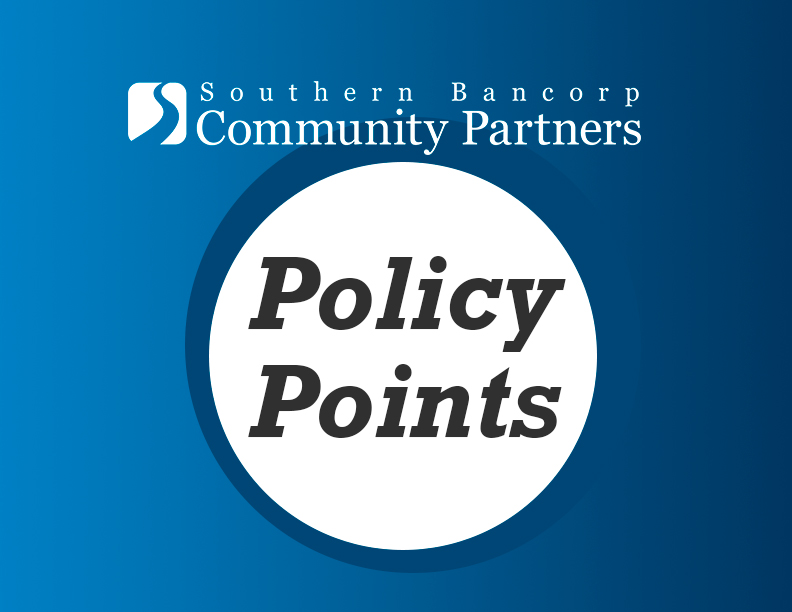 Policy Points 44: Good Guys Answer the Call
