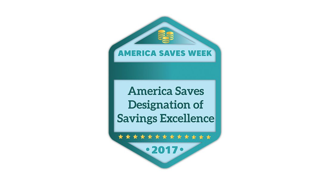 Southern Bancorp Receives America Saves Designation of Savings Excellence